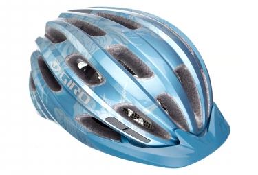 Casque giro register bleu gris 54 61 cm