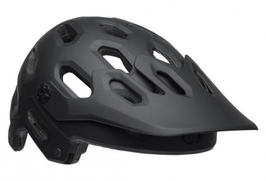 Bell Super 3 Helmet Black Grey