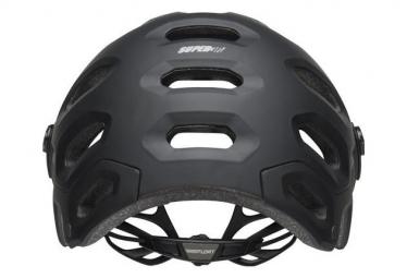 Bell Super 3 Casco Negro Gris