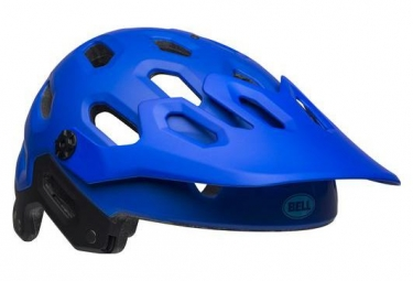 Bell Super 3 Helmet Blue