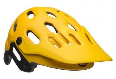 Casque bell super 3 jaune l 58 62 cm