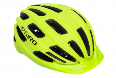 Casque giro register jaune 54 61 cm