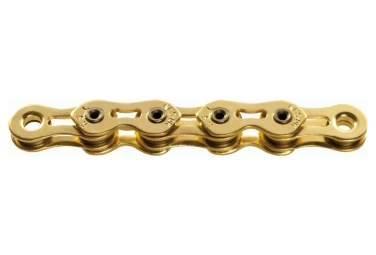 KMC X710 SL Chain 1/2'' x 1/8'' 100 Links Gold