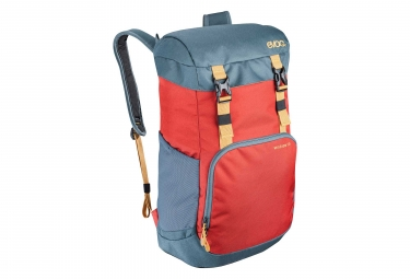 Evoc Mission 22L Backpack Chili Red Slate