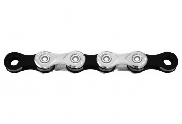 KMC X10 Chain 114 Links 10S Black/Silver