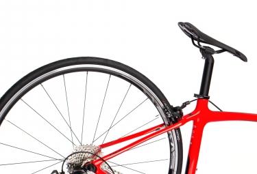 Vélo de Route BH Fusion Shimano 105 11V 2018 Rouge / Noir