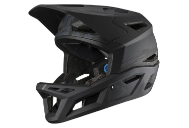 Leatt DBX 4.0 V19.1 Full Face Helmet Black