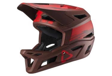 Casque integral leatt dbx 4 0 v19 1 rouge s 55 56 cm