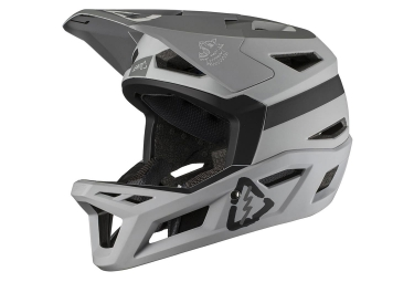Leatt DBX 4.0 V19.1 Full Face Helmet Steel Grey