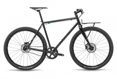 Bombtrack City Bike Outlaw 650B Matte Black