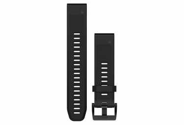 Garmin QuickFit 22 mm Silicone Wristband Black