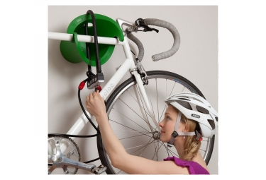 Cycloc Solo Bike Rack Green