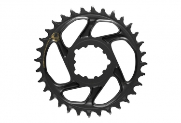 Plateau sram eagle x sync 2 sl direct mount deport 6mm 12 vitesses noir or 34