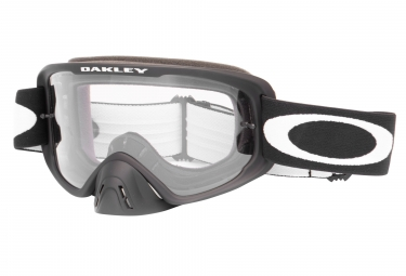 Oakley O Frame 2.0 MX Mask Matte Black / Clear Grey