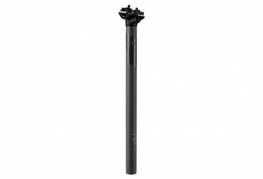 Tige de selle zipp service course sl recul 0mm noir 27 2 x 400