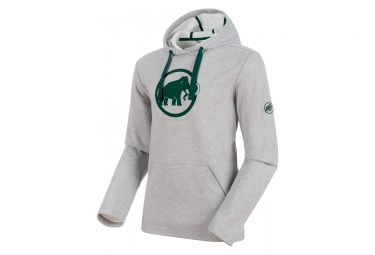 Mammut Logo Midlayer Jacket Grigio