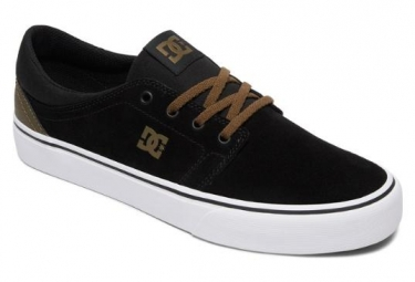 Sneaker DC Shoes DC Shoes Trase SD Negro / Caqui