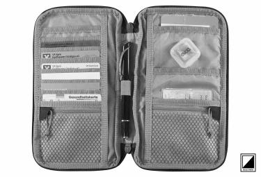 Portefeuille Evoc Travel Case 0.5L Bleu Beige