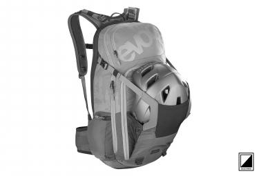 Evoc FR Trail 20L Backpack Orange Chili Red