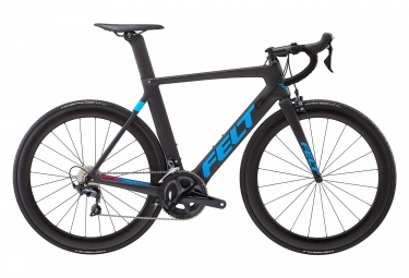 Felt Triathlon Bike AR3 Shimano Ultegra 11s Black / Blue 2019