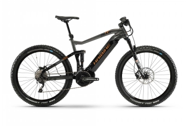Electric Full Suspension Haibike SDURO FullSeven 6.0 Shimano SLX 10S 27.5'' 2019