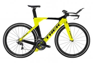Velo de triathlon 2019 trek speed concept shimano ultegra 11v jaune noir m 164 177 cm