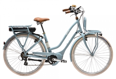 Gitane e-Classic Hybrid Urban Bike Shimano Altus 7S 700 mm Blue 2019