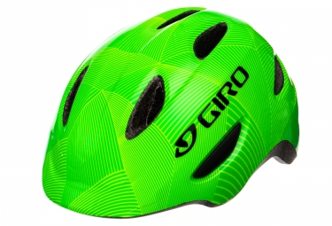 Giro Scamp Helmet Youth Green Lime