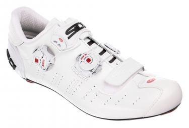 Chaussures Route Sidi Ergo 5 Blanc
