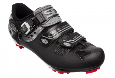 Sidi Eagle 7 SR Mega MTB Shoes Black Red