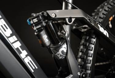 Haibike XDURO Nduro 6.0 2019 Full Suspension MTB 27.5'' Sram GX Eagle 12v Grey Black