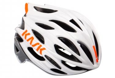 Kask Helmet Mojito X White / Ash / Orange