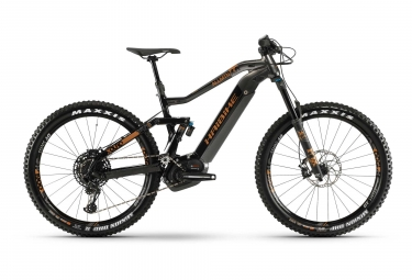 Electric Full Suspension Haibike XDURO AllMtn 6.0 Sram GX Eagle 12V 27.5'' 2019