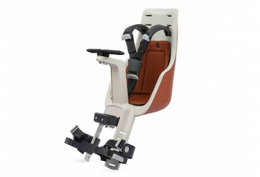Bobike Exclusive Edition Mini Front Baby Seat Cinnamon Brown