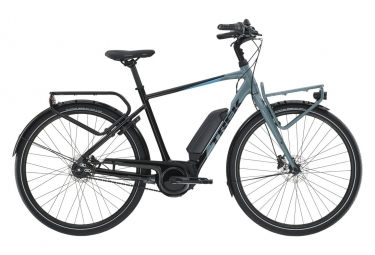Trek UM2+ 400Wh Womens E-Bike  Noir / Bleu