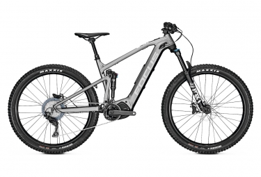 Electric Full Suspension Focus JAM² 6.8 Plus Shimano XT 11S 27.5'' Plus 2019