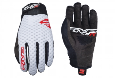 Five XC-R Long Gloves White