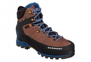 893e393d6f9 Paire de Chaussures de Randonnée Garmont Toubkal GTX Marron Bleu