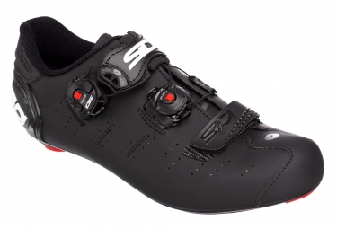 Sidi Ergo 5 Mega Matt Black Road Shoes
