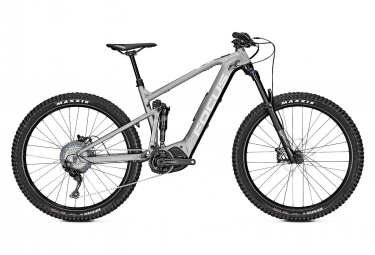 Hybrid Fullsuspension Focus JAM² 6.7 Plus Shimano Deore 10V 27.5'' Plus Gris 2019