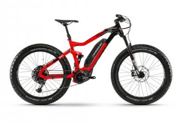 Vtt fat bike tout suspendu 2019 haibike xduro fullfatsix 10 0 sram gx eagle 12v roug