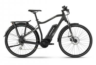 Bicicleta Híbrida Eléctrica Haibike SDURO Trekking 1.0 28'' Gris / Gris