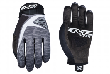 Paire de Gants Longs Five XC-R Replica Noir Gris