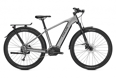 Focus Electric Touring Bike MTB Aventura² 6.7 Shimano Acera 9s 29'' Grey 2019