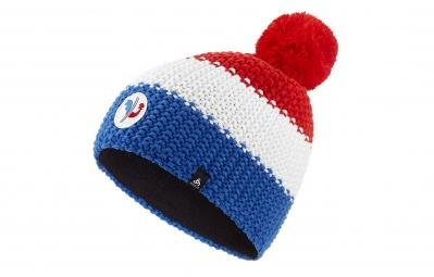 Odlo Bonnet Chunky Knit Fan France Bleu Blanc Rouge