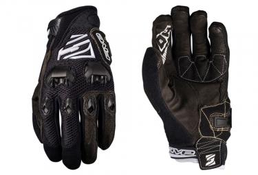 Five DH Long Gloves Black