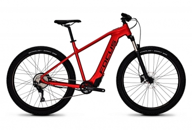 Electric Hardtail Focus Whistler² 6.9 Shimano Altus 9V 29'' 2019