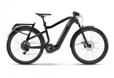 Bicicleta Híbrida Eléctrica Haibike XDURO Adventr 6.0 27.5'' Gris / Noir
