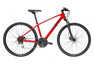 Trek Dual Sport 2 Hybrid Bike Rouge / Noir