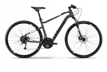 Bicicleta Cicloturística Haibike SEET Cross 3.0 Gris / Noir